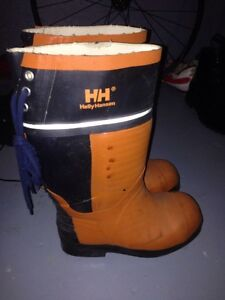 HH Chainsaw boots