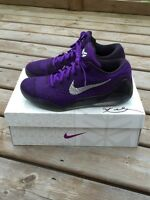 "Kobe 9 Elite low ""MoonWalker"" Sz 9.5 (Jordan, Lebron, KD)"