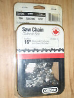 "Chaine de scie 16"" / cutting chain for chainsaw"