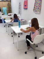 Sewing Classes & Camps