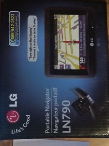 LG GPS with everything!