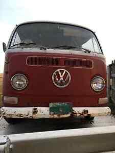 1970 Volkswagon Van