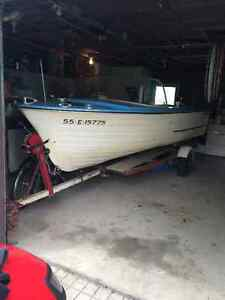 16 Ft Fishing Runabout