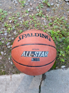 Full size Spalding Basketball