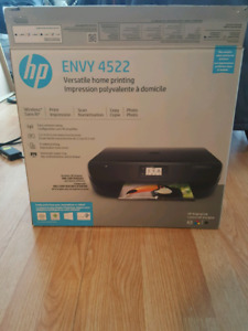 Printer HP envy 4522 wifi connection