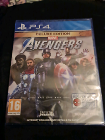 Avengers deluxe edition