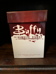 Buffy the Vampire Slayer Complete Series DVD Boxed Set Hal-Con