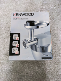 Brand new Kenwood chef multi food grinder accessory