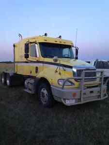 40,000 OBO 2003 Freightliner Columbia Oilfield Ready