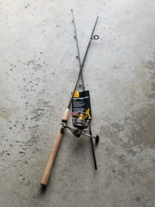 Browning Fishing Stalker Gold Rod and Spinning Reel