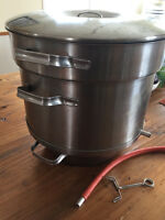 Stainless Steel Steam Juicer