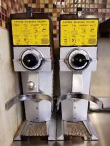 Timothy's Coffee Closing Equipment Sale. Only one left.