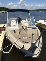 MOTOR BOAT FOR SALE  MILTON, ONTARIO