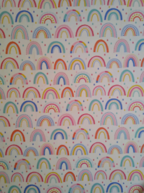 Rainbow wallpaper (for crafting)