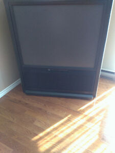 Big Screen Projection TV