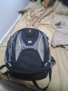 "17"" HP laptop backpack"