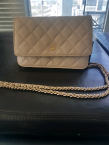Authentic chanel WOC purse  (used)