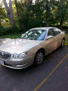 2009 Buick Allure CLX   Fully loaded.