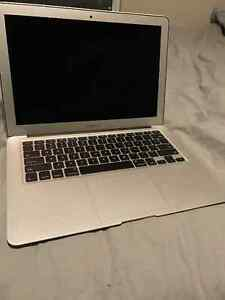 Mid 2012 Macbook Air Mint Condition, Brand New Battery & Charger