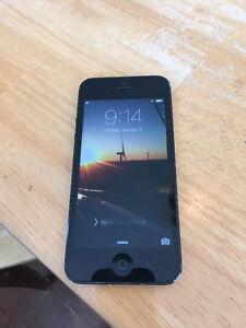Iphone 5 32GB Telus