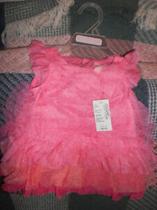 Baby Girls 3-6m SUPER cute Dress new w/ tag Children's place London Ontario image 2