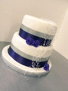 Birthday, wedding and shower fondant cakes! Cambridge Kitchener Area image 9