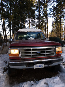 1997 ford ext 4x4