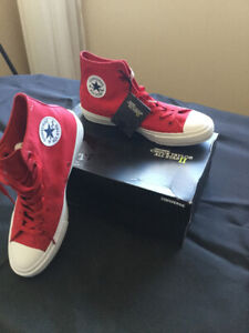 Brand new Red Chuck Taylor Converse