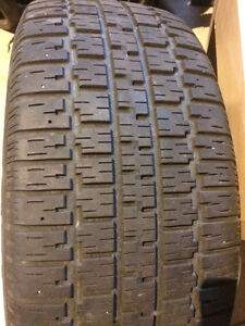 Winter Tires 225/60/R16 with rims West Island Greater Montréal image 2