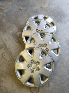 Hubcaps 16 inch