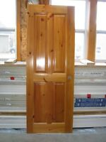 Solid Pine Colonial Interior Doors (Just Like New)