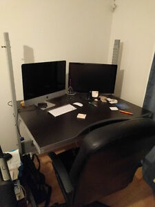 Moving Sale: Desk, Chair, Drawers & Shelves