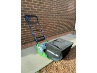 BUNDLE DEAL!! Electric cylinder mower & EXTRA items thrown in FREE!!