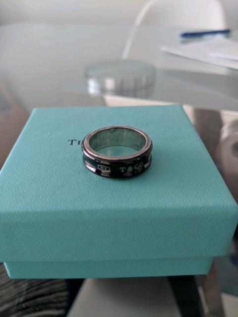 5df77c214 Tiffany & Co mens' titanium 1837 ring | Men's Jewellery ...