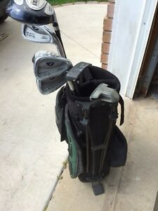 Golf Bag and Club set -Asking only $60 o.b.o Cambridge Kitchener Area image 1