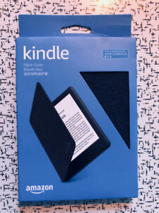 Kindle Case Cover Grey Charcoal New In Package