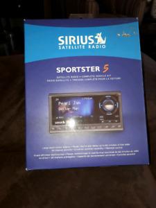 Sirius Satellite Radio System
