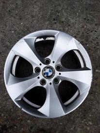"""16"""" single BMW style 306 - 3 series E90/F30 alloy wheel (454)"""