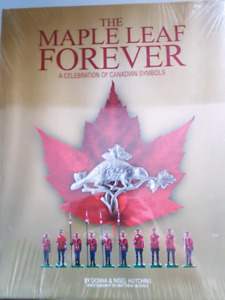 The maple leaf forever book still sealed mint