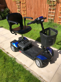 Scout Boot Mobility Scooter