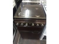 Brown Parkinson Cowan 50cm gas cooker grill & oven good condition with guarantee