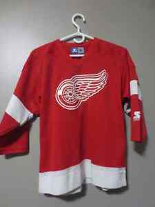 Detroit Red Wings Youth Hockey Jersey for sale