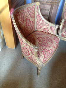 2 chairs - new