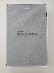 SAMSUNG Galaxy Tab A (Scellé/Sealed)