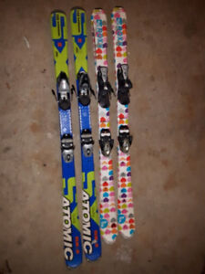 Alpine Skis, Boots and Poles