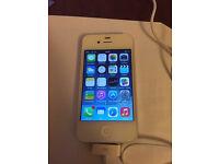 Apple iPhone 4 8GB White - Unlocked