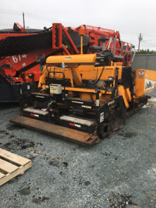 2012 Leeboy 8515B Paver for sale and ready for work