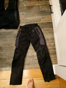 Triumph Tritex motorcycle pants.