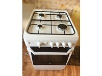 INDESIT OVEN / HOB COOKER
