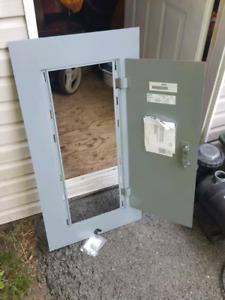 Square D / Schneider NC38S electrical panel cover